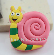 2014 newest animal type apple snail handle for kinds furniture