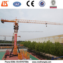 Hot sale famous brand hongda electric tower crane