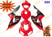 IN STOCK ON SALE CBR1000RR CBR 1000RR 2006 07 Aftermarket ABS Injection Molding Fairing Bodykit Fairing Cover