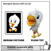 Custom plush toy Cartoon Character Soft Toys For Present OEM