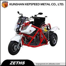 DSC 125cc 3 wheel motorcycle