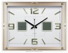 Digital wall clock led quartz clock