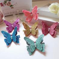 Baby Girl Hair Accessories Butterfly Hair Accessories Hair Clip Design