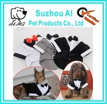 Pet Wedding Costume Western Tuxedo Jacket Factory Dog Clothing