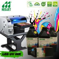 made in China eco UV ink Dye for Epson uv printer soft media
