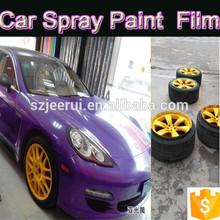 OEM 400ml líquido pintura Colores de coche, Plasti Dip