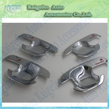 Chrome Door Handle Bowl Cover handle bowl trims For Toyota Hilux Vigo 2012