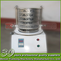Food Additives Test Sieve Screen Machine used for Grading Test