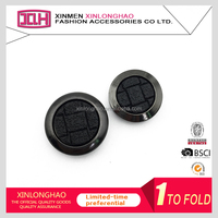Wholesale hight quality metal fancy snap button for leather