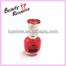 Nail Polish with Rose essential oil