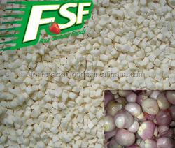 2015 new corp IQF purple diced onion