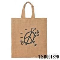 2014 china wholesale customize Plain Jute Bag