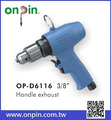 """Op-d6116 ( tipo de arte ) 1/2 """" taladro de aire, de secado rápido tapa hacia adelante taladro reversible, la herramienta"""