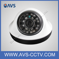 Analog High Definition 700tv Line CCD 3.6mm Camera IR Mirror Image Dome Camera