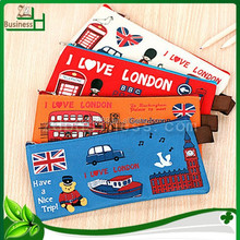 Trendy polyester kids' school pencil bag