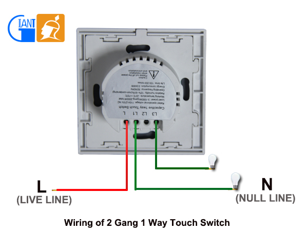 High quality euuk standard 2 gang 1 way2 way led wifi smart touch high quality euuk standard 2 gang 1 way2 way led wifi smart touch screen sensitive light switch giant jj tsb 02 buy 2 way led touch light switchsmart asfbconference2016 Gallery