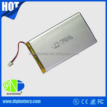 lithium ion battery technology lithium ion lithium polymer 9040140 3.7V 4000mah