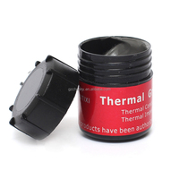 Highlt Recommended High Conductivity Thermal Silica Grease Paste Cuputer CPU Heat Dissipation Silicone Fluid 30g In Bulk