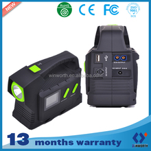Fast delivery car starter with CE/FCC/ROHS/BSCI