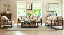 Top quality discount latest wooden furniture sofa designs