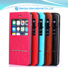 Magnetic Flip Leather Hard Wallet Case Cover For iPhone 5C