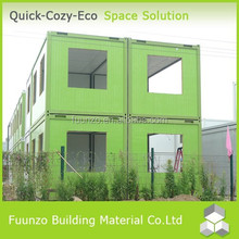 Economical Luxurious Container House with Furniture