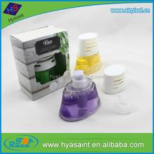 Shutter shaped spring liquid air freshener