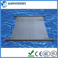 Black reducing pool heating costs swimming pool solar panels for sale