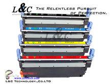 Compatiable de tóner láser hp 645a, c9730a/9731a/9732a/9733a
