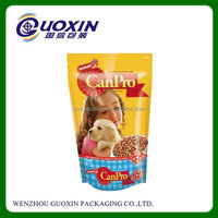 Factory manufacturer chocolate plastic zipper bags