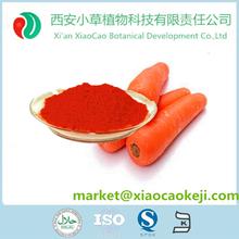 Alimentos naturales para colorear beta caroteno / beta caroteno color de los alimentos