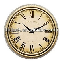 antique wall clock for Home furnishing