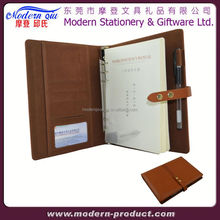 2012 pu diary agenda with logo embossed