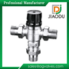 forged 3/4 inch hot and cold water brass thermostatic mixing valve