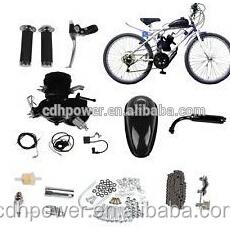 motorized bicycle kit gas engine/ kit motor bicicleta 60cc