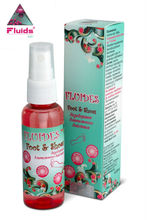 FLUIDES Foot&Shoes long lasting (7-14 days) Aluminum free Natural Deodorant with Colodial Silver