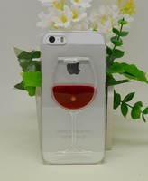 winebottle backboard phone case for iphone 6
