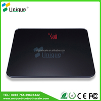 150kg electronic digital platform weigh bathroom scale 180kg wifi that measures visceral body fat with bluetooth app bmi memory