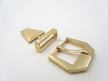Wholesale Fashion Small Three Piece Buckle For Belt Shoe Accessories