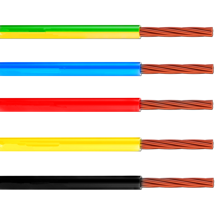 House Wiring Cables 1.0,1.5,2.5,4,6sq.mm - Buy House Wiring Cable ...