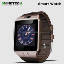 Smart watch 2015 new design android ios dz09 smart watch compat with almost mobile phone all functions