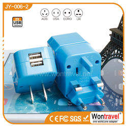 CE travel use uk plug adapter/universal plug adapter/travel plug mobile phone accessory
