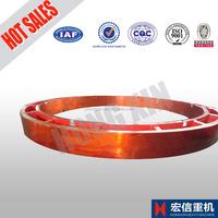 CNC machining China forged bevel gear