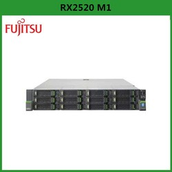 2U compact latest intel rack server FUJITSU RX2520