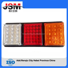 The high quality Triple LED Auto accessories lamp truck/trailer rear tail light lamp led light
