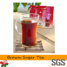 Health Care Beverage Algae Brown Sugar Instant Tea