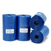 Continuous plastic rolling garbage bag making machine/poly roll garbage bag making