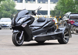 China Made Trike Motorcycle.Automatic Transmission 300CC ATV Motorcycle..