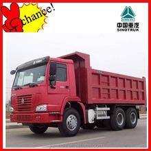 10 wheeler sinotruk howo dump truck for sale