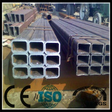 MS hollow section rectangular steel pipe weight